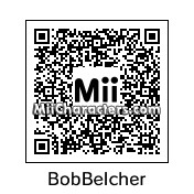 QR Code for Bob Belcher by Toon and Anime