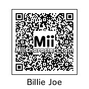 QR Code for Billie Joe Armstrong by GarrBear
