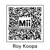 QR Code for Roy Koopa by Wendy O. K
