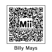 QR Code for Billy Mays by Billy Mays
