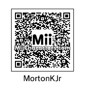 QR Code for Morton Koopa Jr. by Wendy O. K