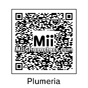 QR Code for Plumeria by ZoomMech124