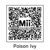 QR Code for Poison Ivy by Orcanos
