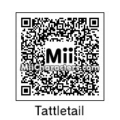 QR Code for Tattletail by Funky