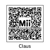 QR Code for Claus by Yoshislash
