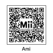 QR Code for Ami Onuki by SonicDreamcast