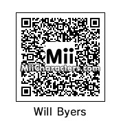 QR Code for Will Byers by PaperJam
