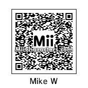QR Code for Mike Wheeler by PaperJam