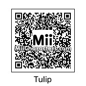 QR Code for Tulip by PaperJam