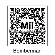 QR Code for White Bomberman by PaperJam