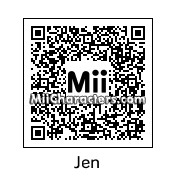 QR Code for Jen-Jen Rose by PaperJam