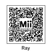 QR Code for Ray Charles by Redd Ant