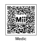 QR Code for The BLU Medic by Corporate