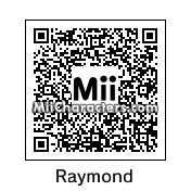 QR Code for Raymond Barone by David Cook