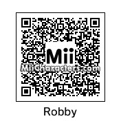 QR Code for Robert Barone by wizzo