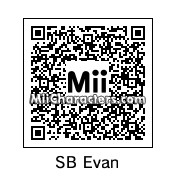 QR Code for Evan From Superbad by Tocci