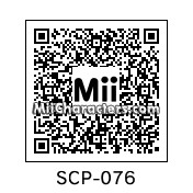 QR Code for SCP-076 by TheFoundation