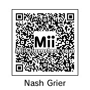 QR Code for Nash Grier by MickJamesFromY