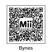 QR Code for Amanda Bynes by Cjv