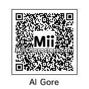 QR Code for Al Gore by rababob