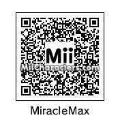 QR Code for Miracle Max by Risa