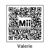 QR Code for Valerie by Risa