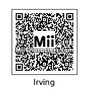 QR Code for Irving by Fer