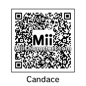 QR Code for Candace Flynn by Fer
