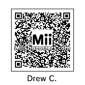 QR Code for Drew Carey by Cjv