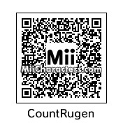 QR Code for Count Rugen by Risa