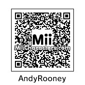 QR Code for Andy Rooney by Opus