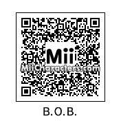 QR Code for B.o.B by RockFreak