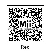 QR Code for Red Forman by Cjv
