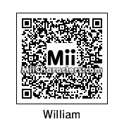 QR Code for Prince William Of Wales by Alan Carr