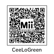 QR Code for Cee Lo Green by Lil K