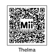 QR Code for Thelma Harper by cheesehead
