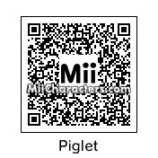 QR Code for Piglet by Stevie