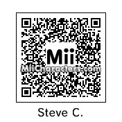 QR Code for Steve Carell by kitty kat
