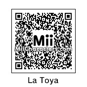 QR Code for La Toya Jackson by jip [Scot]