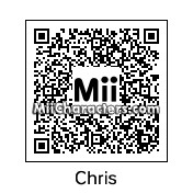 QR Code for Chris by Cjv