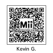 QR Code for Kevin Garnett by Taylor