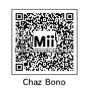 QR Code for Chaz Bono by Pakled