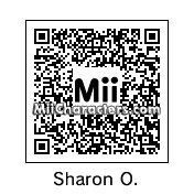 QR Code for Sharon Osbourne by Pakled