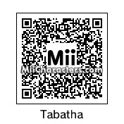 QR Code for Tabatha Coffey by Pakled