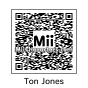 "QR Code for Clinton ""Ton"" Jones by pokeMaster"