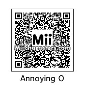 QR Code for Annoying Orange by Fer