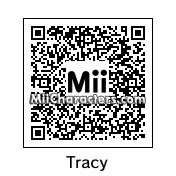 QR Code for Tracy Morgan by Double *