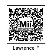 QR Code for Lawrence Fletcher by Fer
