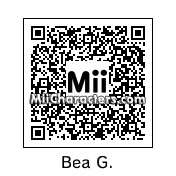 QR Code for Bea Goldfishberg by Bloo