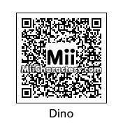 QR Code for Dino by Bloo